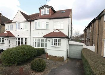Thumbnail 5 bed semi-detached house for sale in Woodberry Way, London