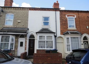 Thumbnail 4 bedroom shared accommodation to rent in Salisbury Road, Smethwick