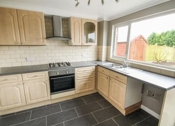 Thumbnail 4 bed semi-detached house to rent in Homefield Avenue, Arnold, Nottingham