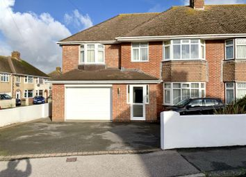 Thumbnail 4 bedroom semi-detached house for sale in Large Family Home, Double Garage, Weymouth