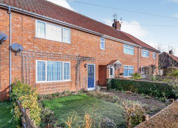 Thumbnail 2 bed terraced house for sale in The Leyes, York