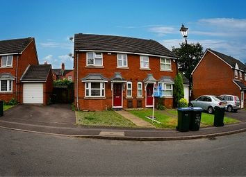 Thumbnail 3 bed semi-detached house to rent in Waveley Road, Coundon, Coventry