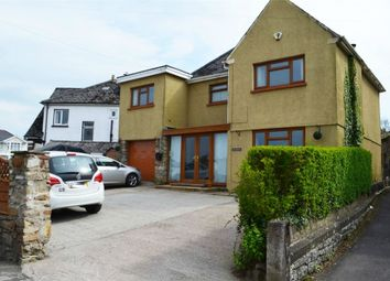 Thumbnail 5 bed detached house for sale in Heol Yr Ynys, Bridgend, Mid Glamorgan