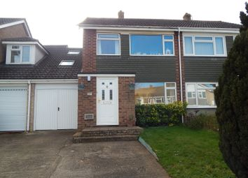 Thumbnail 4 bed semi-detached house for sale in Longfellow Drive, Abingdon