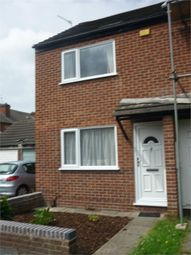 Thumbnail 2 bed semi-detached house to rent in Bunting Street, Dunkirk, Nottingham