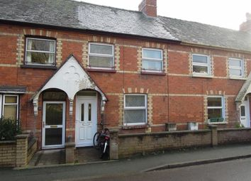 Thumbnail 3 bed terraced house to rent in 4, Dysart Terrace, Canal Road, Newtown, Powys