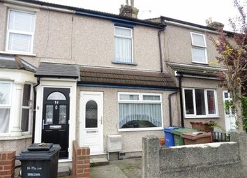 Thumbnail 3 bed terraced house to rent in Mill Lane, Grays