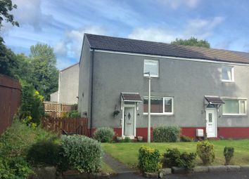 Thumbnail 2 bed end terrace house for sale in Regent Place, Dalmuir, West Dunbartonshire