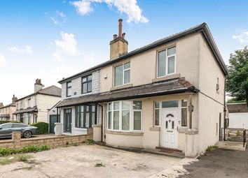 Thumbnail 4 bed semi-detached house for sale in Rooley Lane, Bradford