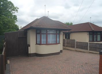 Thumbnail 2 bed bungalow to rent in Lilleshall Road, Birmingham