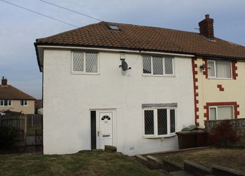 3 bed semi-detached house for sale in Attlee Avenue, Havercroft, Wakefield WF4