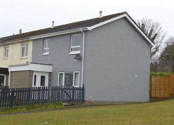 Thumbnail 3 bed terraced house for sale in Brongwinau, Aberystwyth, Ceredigion