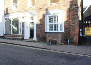 Thumbnail 2 bed flat for sale in 89 Tilehouse Street, Hitchin, Hertfordshire