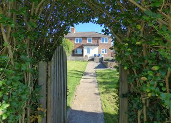 Thumbnail 5 bed semi-detached house for sale in Church Road, Cinderford