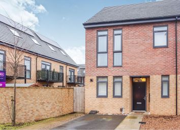 Thumbnail 2 bed end terrace house for sale in Plantation Close, Bentley, Doncaster
