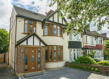 Thumbnail 4 bed end terrace house for sale in Manor Drive, Whetstone, London