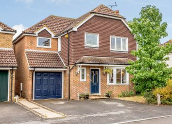 Thumbnail 4 bed detached house for sale in Springfields Close, Chertsey