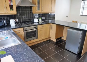 Thumbnail 3 bed terraced house for sale in Holmes Carr Crescent, Rossington, Doncaster