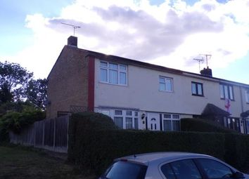 Thumbnail 3 bed end terrace house for sale in Vange, Basildon, Essex