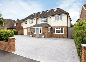 Thumbnail 6 bed detached house for sale in Long Grove, Seer Green, Beaconsfield, Buckinghamshire