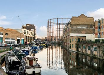 Thumbnail 4 bed flat for sale in Hackney Road, London