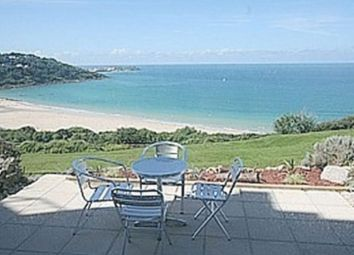 Thumbnail 2 bed flat to rent in Headland Road, Carbis Bay, St. Ives