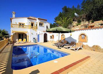 Thumbnail 4 bed villa for sale in Benitachell, Valencia, Spain