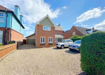 Thumbnail 5 bed detached house for sale in Sea View Road, Mundesley, Norwich