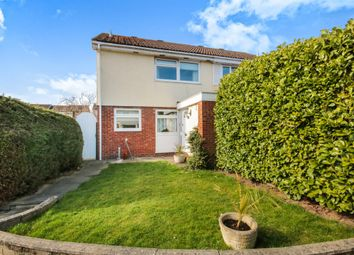 Thumbnail 3 bed semi-detached house for sale in Smarts Green, Cheshunt, Waltham Cross