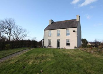 Thumbnail 5 bed detached house for sale in Burwen, Amlwch
