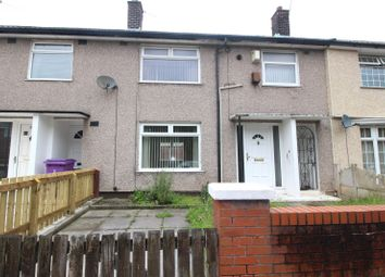 Thumbnail 3 bed terraced house for sale in Coronet Road, Liverpool, Merseyside
