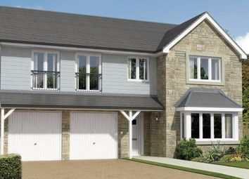 Thumbnail 5 bed detached house for sale in Melton, Calderwood, East Calder, Livingston