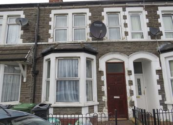 Thumbnail 3 bed terraced house for sale in Lyndhurst Street, Riverside, Cardiff