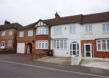 Thumbnail 3 bed terraced house for sale in Haig Avenue, Rochester