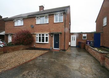 Thumbnail 3 bedroom semi-detached house to rent in Gaunts Way, Letchworth Garden City