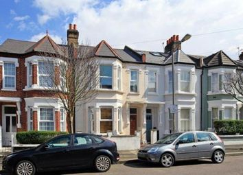 Thumbnail 4 bed terraced house for sale in Tregarvon Road, London
