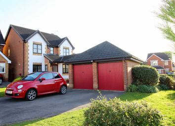 Thumbnail 4 bedroom detached house for sale in Angletarn Close, Gamston