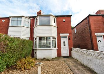 Thumbnail 3 bed end terrace house for sale in June Avenue, Blackpool