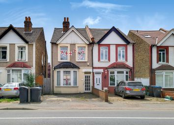 Thumbnail 3 bed semi-detached house for sale in Kingston Road, Kingston Upon Thames, Surrey