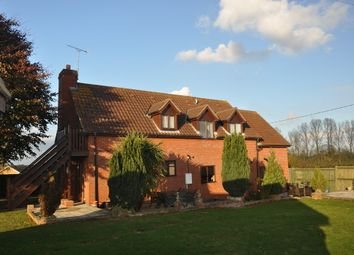 Thumbnail 5 bed detached house for sale in Ashbocking Road, Henley, Ipswich