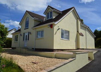 Thumbnail 4 bed detached house for sale in Nut Bush Lane, Chelston, Torquay