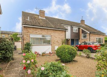 Thumbnail 3 bedroom semi-detached house for sale in Linton Close, Newmarket