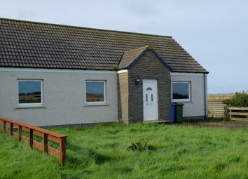 Thumbnail 3 bed semi-detached bungalow for sale in Gillock, Wick