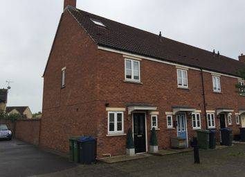 Thumbnail 3 bed end terrace house for sale in Linnet Road, Calne