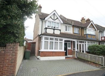 Thumbnail 3 bed semi-detached house for sale in Longfield Avenue, Wallington, Surrey