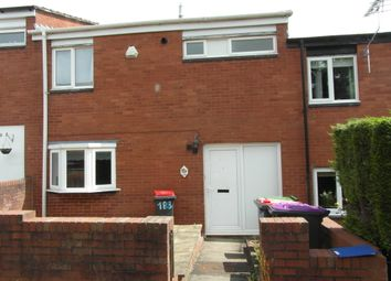 Thumbnail 3 bed terraced house to rent in Blakemore, Brookside, Telford