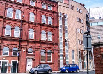 Thumbnail 2 bedroom flat for sale in Marsh Street, Walsall