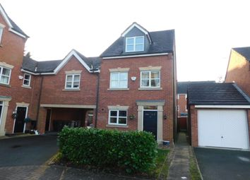 3 bed terraced house for sale in Salisbury Close, Crewe CW2