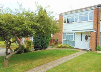 Thumbnail 3 bedroom end terrace house for sale in Osward, Courtwood Lane, Croydon