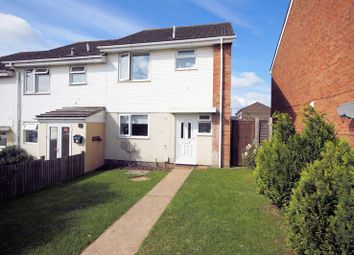 Thumbnail 3 bed end terrace house for sale in Canons Barn Close, Fareham